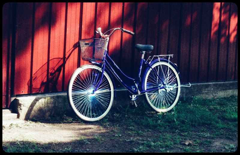 Fhotography No People Day Bicycle Outdoors Transportation Stationary Architecture First Eyeem Photo