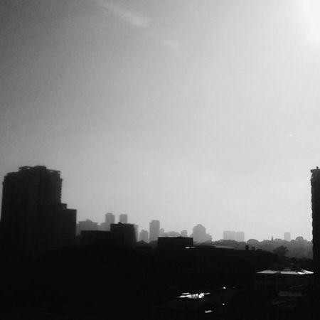 São Paulo em preto e branco. SP ILOVESP Bw Skyline stoamaro borbagato férias urban cidade sãopaulo