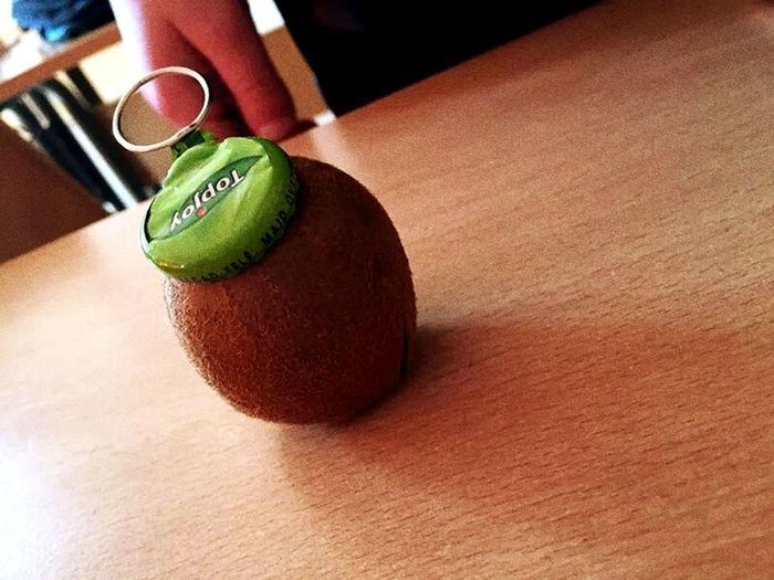Topjoy. Cap Kiwifruit Cracked School Last Thursday Lazy Day✌ Relaxing