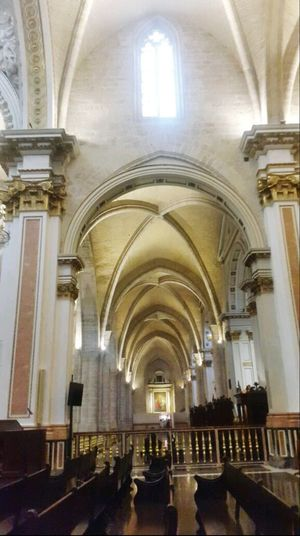 Been There. Architecture Artiseverywhere Built Structure Church Architecture Travel Destinations Place Of Worship Religion History Valencia Old Town at SAINT MARY BASILICA València Valencia, Spain