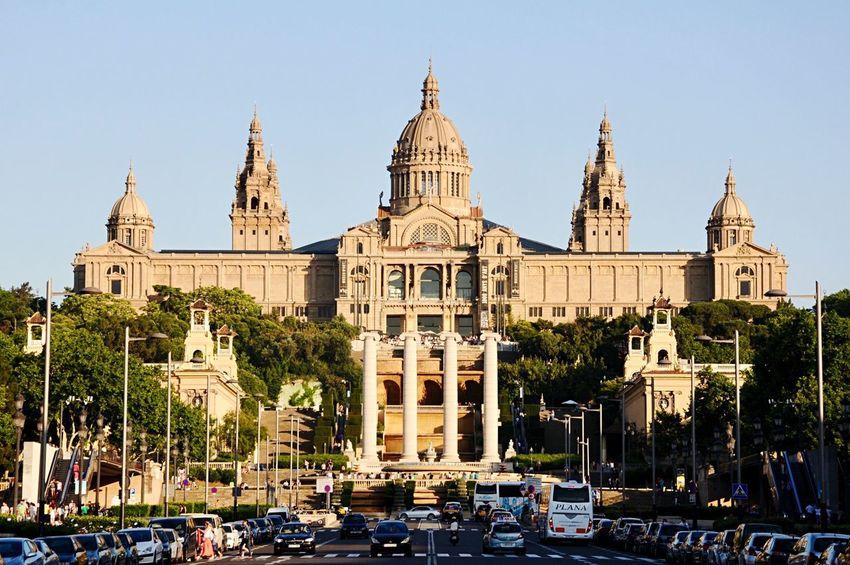 Travel Destinations Viajando Travel City Tourism Architecture Destination Viaje Viajar Barcelona Architecture Building Exterior Museum Museo Viajesito A Europa España