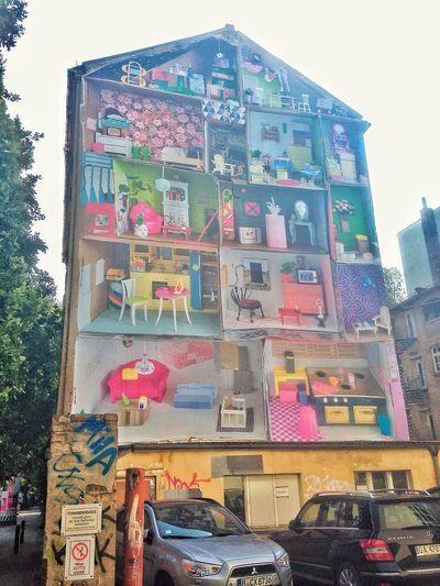 Doll's House UrbanART