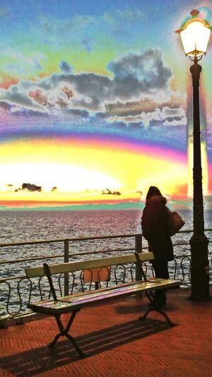 Sunseteffect Sky_love Fantasy Edits Horizon