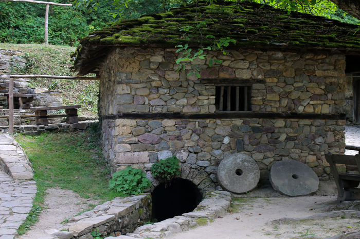 Ethnographic complex ETAR,Gabrovo Architecture Building Exterior Built Structure Bulgaria Bulgarian Damaged Day Discarded Exterior Green House My Vacation No People Obsolete Outdoors Residential Structure Rural Scene Stone Material Stone Wall Village Village Life Village Photography Window Worn Out
