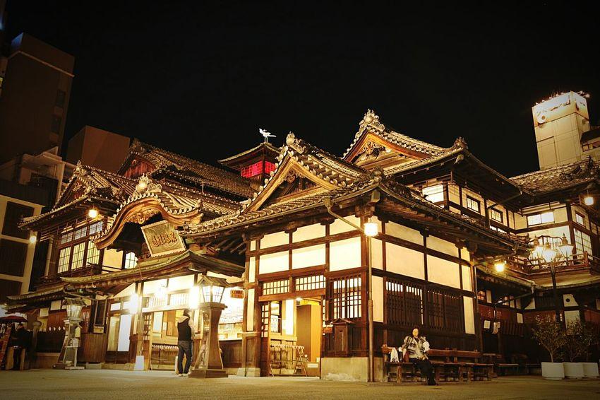 Night Illuminated Tourism Architecture Outdoors Travel Destinations
