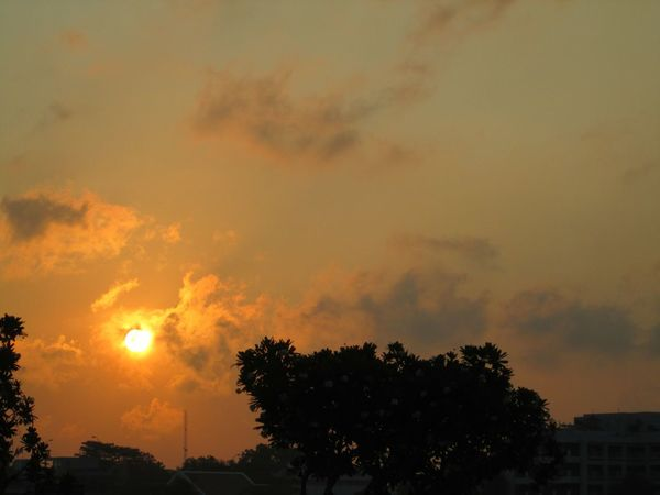 (no edit) EyeEm Best Shots - Sunsets + Sunrise EyeEm Thailand , Silhouettes Of A City Taking Photos Photo Of The Day.r .