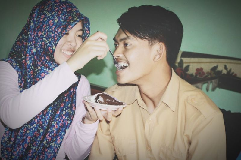 Moment sweetseventeen on birthday party 😍🎉🎁 First Eyeem Photo