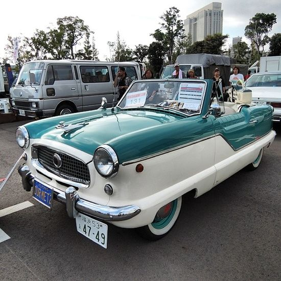 旧車天国 2013 Nash Vintagecar