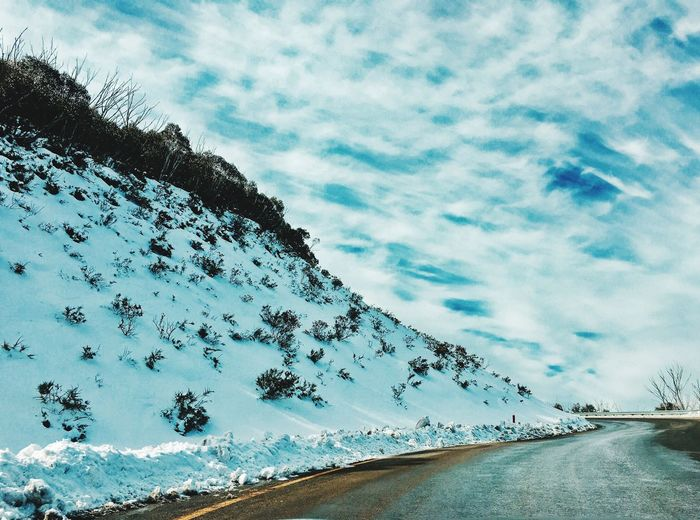Icyroad Scenic Route First Eyeem Photo