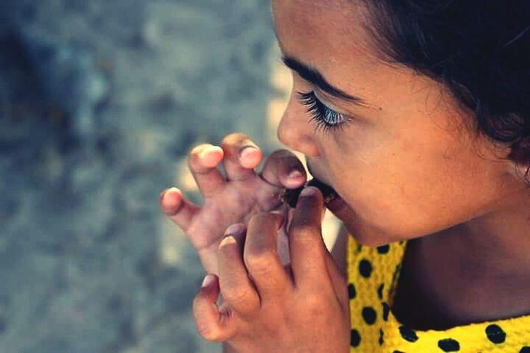 Florzinha do sertão Juazeirense Kids Photography Sertão Bahia Belezasdobrasil😉 First Eyeem Photo