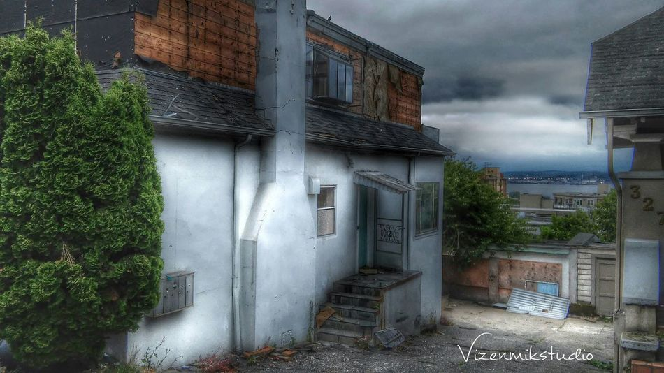 Taking Photos Seattle Photography Queenanne Old Buildings Outdoors Photograpghy  Abondoned