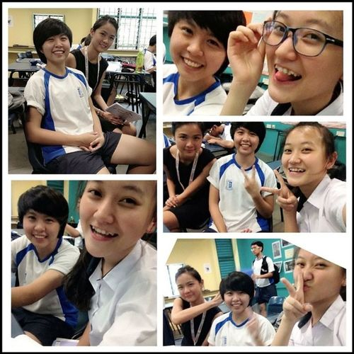 Camwhoring during vip lesson last week!Camwhore withCool Kind Sweet Formteacher And Act Cute Bff During Vip