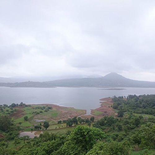 Getaway at Club Mahindra Tungi 12 .. Trek up from Pawana Lake