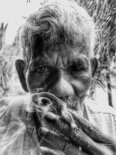 Portrait Village Life Blackandwhite ShotOnIphone