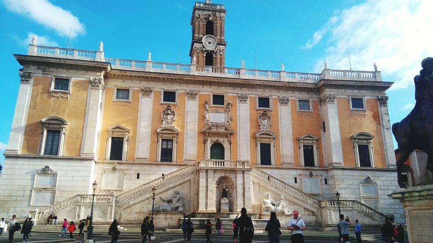 Travel Travel Photography The Tourist Smartphonephotography Roma Italy Capitolini Museum Showcase: February