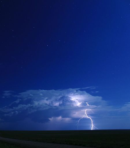 Thunderstorm Power In Nature Lightning Forked Lightning Storm Cloud Weather Sky New Mexico, USA Newmexicophotography NewMexicoTRUE New Mexico True Newmexicoskys Newmexicoskies Tranquility