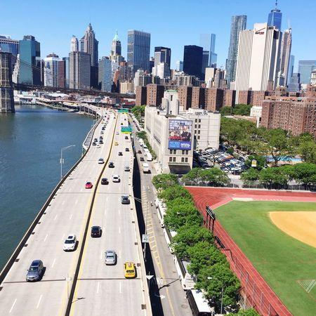 New York NY - Manhattan Bridge