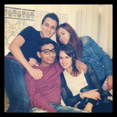 Cousins et cousines. .:D
