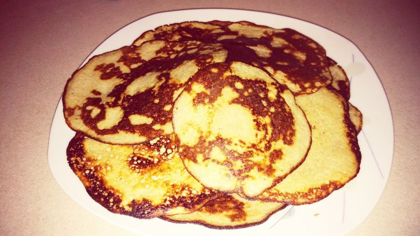 First tkme making pancakes, turned out pretty good!😀😁💕👏🙌 Panecakes Foodporn Delicious Food Hello World Homemade