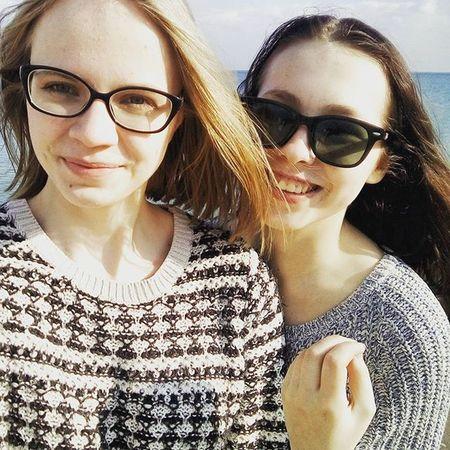 Море Настя СЧАСТЬЕ я селфи радость солнце