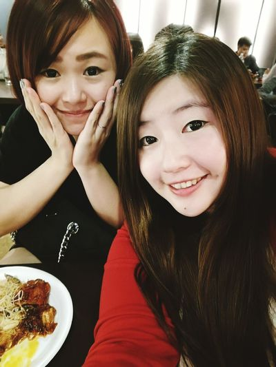 Two Is Better Than One Sisters ❤ Working Buddies  TWINS ♥ Shine Bright Like A Diamond  Appreciating This Moment Asiandoll