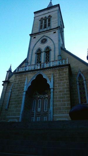 Iglesia del valle de elqui