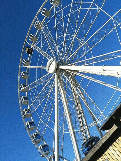 Let's roll Observation Wheel Sky