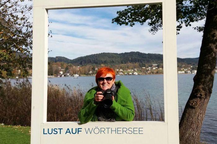 A wonderfull day at the lake Wörthersee,😊 Wonderful Water Wonderful Day Myself Fotography Enjoying Life Having Fun Sunshine Outdoors Second Acts