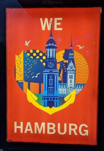 We ♥️ Hamburg