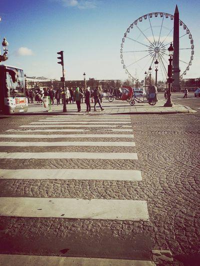 Paris Place De L'obélisque