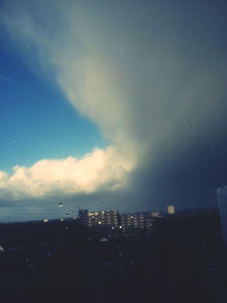 Haven Darkness Sky Love