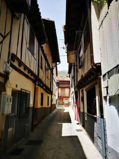 Street Jerte