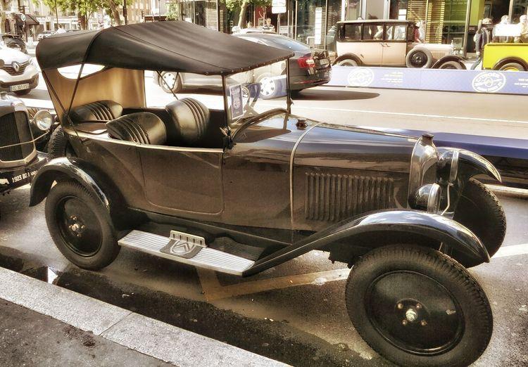 Vintage Car Car