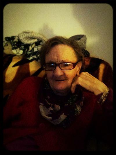 Nanna Vexed Over Selfie
