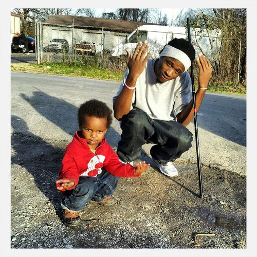 Me And My Lil Homie
