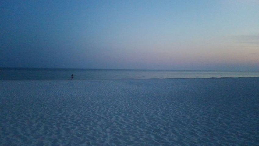 Softly comes the night... Sea Beach Water Horizon Over Water Nature Outdoorsa Tranquility Scenics Sunset Day's End Well Luckily Beauty In Nature Sand Vacations Sky Day No People Perdido Key, Fl. No Edit/no Filter Lost In The Landscape See The Light