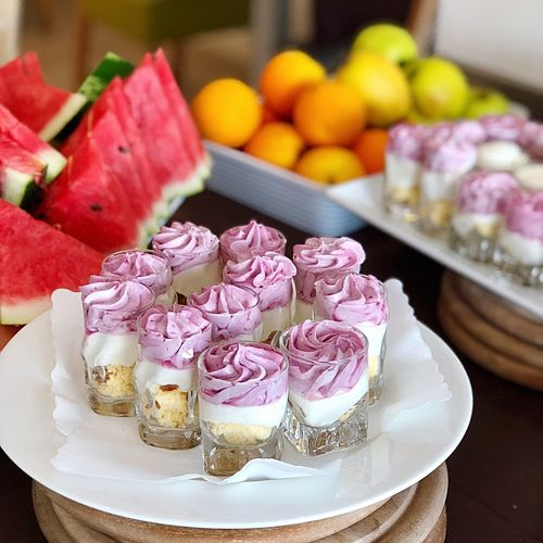 Delicious desserts buffet Buffet Ready-to-eat Gourmet Food Food And Drink Food Sweet Food Sweet Freshness Dessert Choice Fruit Healthy Eating Indulgence Ready-to-eat