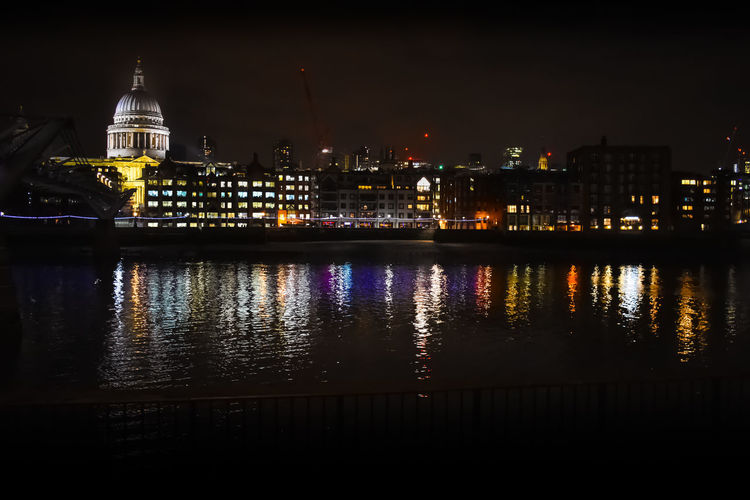 London at Night Colors London Architecture Building Building Exterior Built Structure City Cityscape Dome Illuminated Nature Night No People Office Building Exterior Outdoors Reflection River Sky Skyscraper Spire  Tamisa Travel Travel Destinations Water Waterfront The Architect - 2018 EyeEm Awards The Traveler - 2018 EyeEm Awards The Street Photographer - 2018 EyeEm Awards Creative Space The Creative - 2018 EyeEm Awards Summer Road Tripping HUAWEI Photo Award: After Dark Urban Fashion Jungle