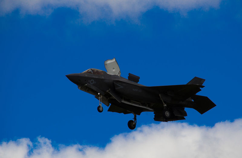 Air Display  Air Force Airplane Airshow EyeEmNewHere F-35 F-35 Lightning II F35 Lighting Fighter Plane Flying Military Military Airplane Sky