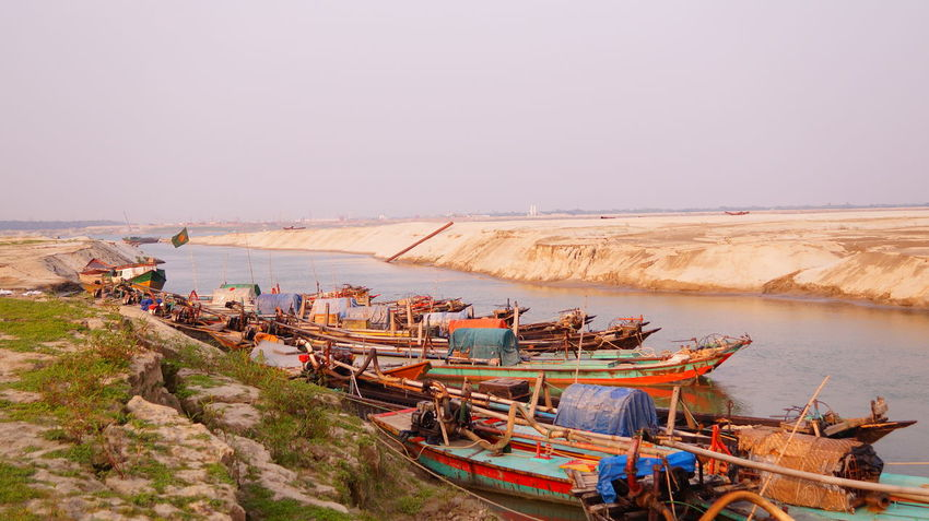 Bank Of River Padma