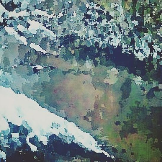 Winter Comes Late. Photograph Shot and Editedbyme Oddronuc Dorklyfeartistry Photographer Digitalartist Painter Producer Emcee Vocalist Modeling by Grandriver Michigancenter Michigan Puremichigan Water Snow Inmay Trees Pretty Abstract ArtWork Beautiful Nature nood dope artist