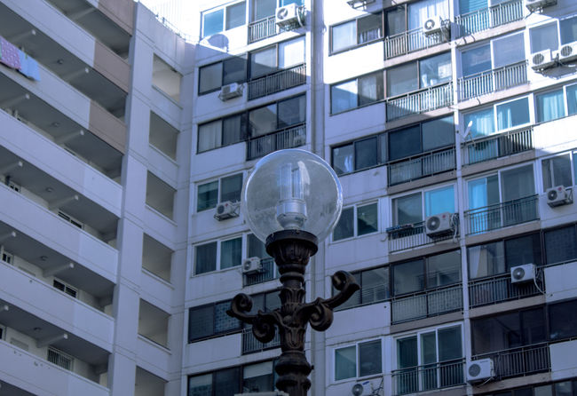 Apartment Apartment Buildings Apartment View ApartmentLife Architecture Building Exterior Built Structure City Day Futuristic No People Outdoors Street Art Street Light Street Photography Streetart Streetlamp Streetphoto Streetphoto_color Streetphotography