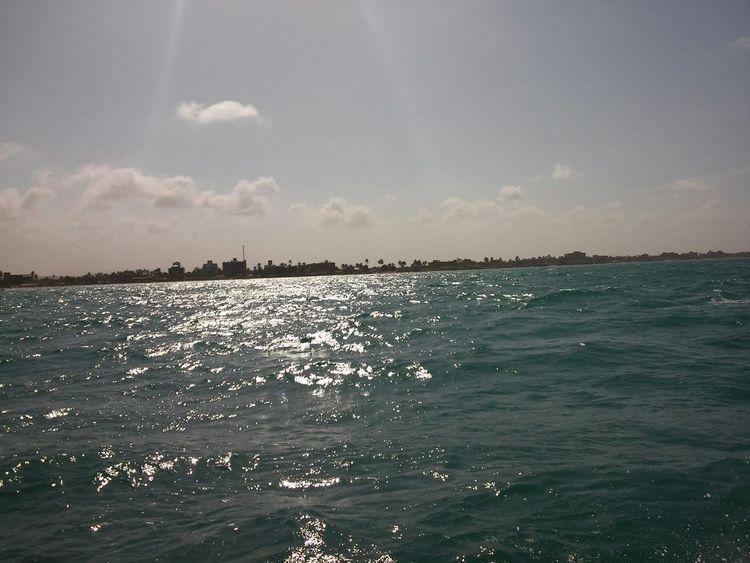 Domingo de Areita Playita. Sea