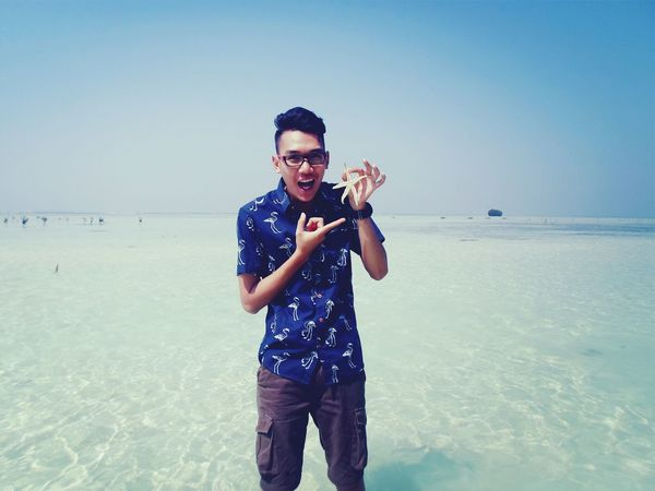 Hi! That's Me Enjoying Life Beach Time #INDONESIA