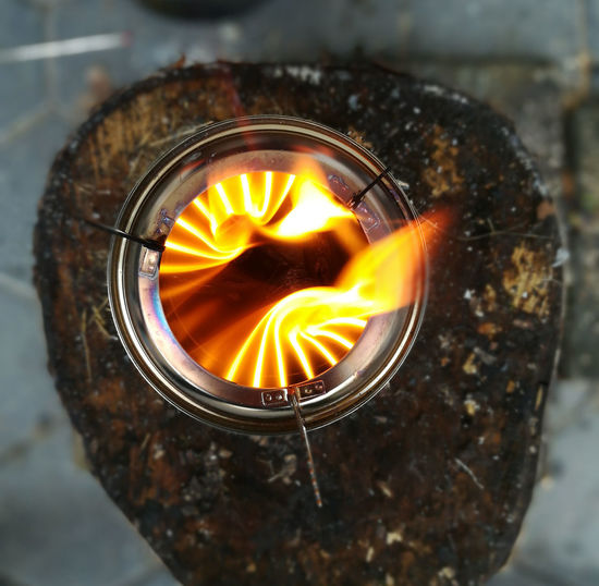 Burning Fire Pit Flame Gasification Wood Stove Wood-fired Oven Burning Camping Stoves Close-up Day Directly Above Diya - Oil Lamp Flame Food Heat - Temperature Indoors  No People Water Wood Carburettor Wood Gas Wood Gasification