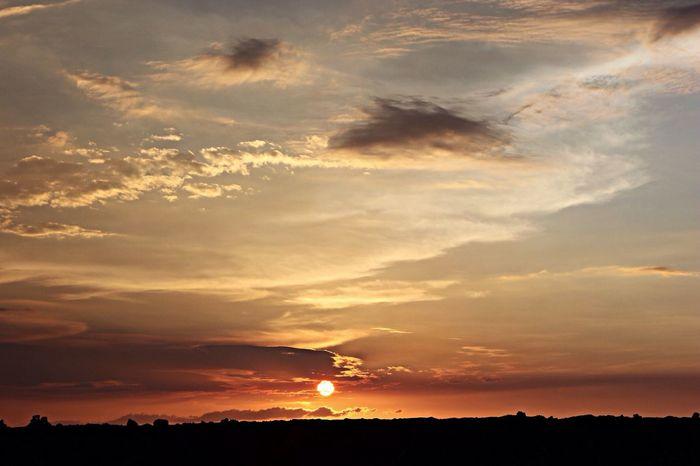 Sunset Beautiful Beautiful Nature