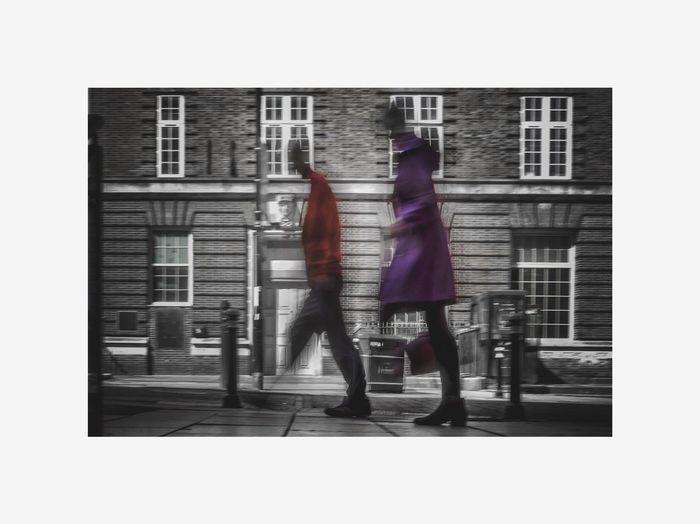 purple n red
