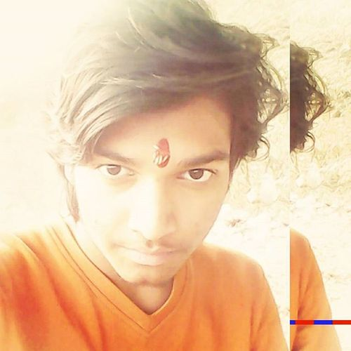 Bhagti Tilak Timetopooja Archna Aarti Aradhya Kamna Vandhna Sadhna Jyoti ;);)P Love Loveyouall Loveallforeve @sky_chauhan