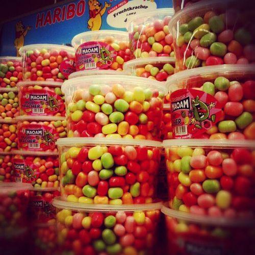 Bonn Haribo Candy Maoam