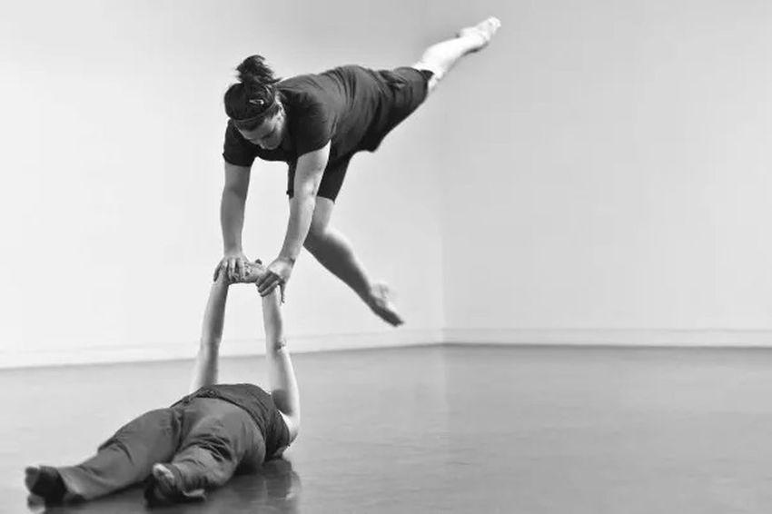 Dance Stage Monochrome Blackandwhite
